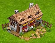Udekorowany węgierski dom farmerski.png