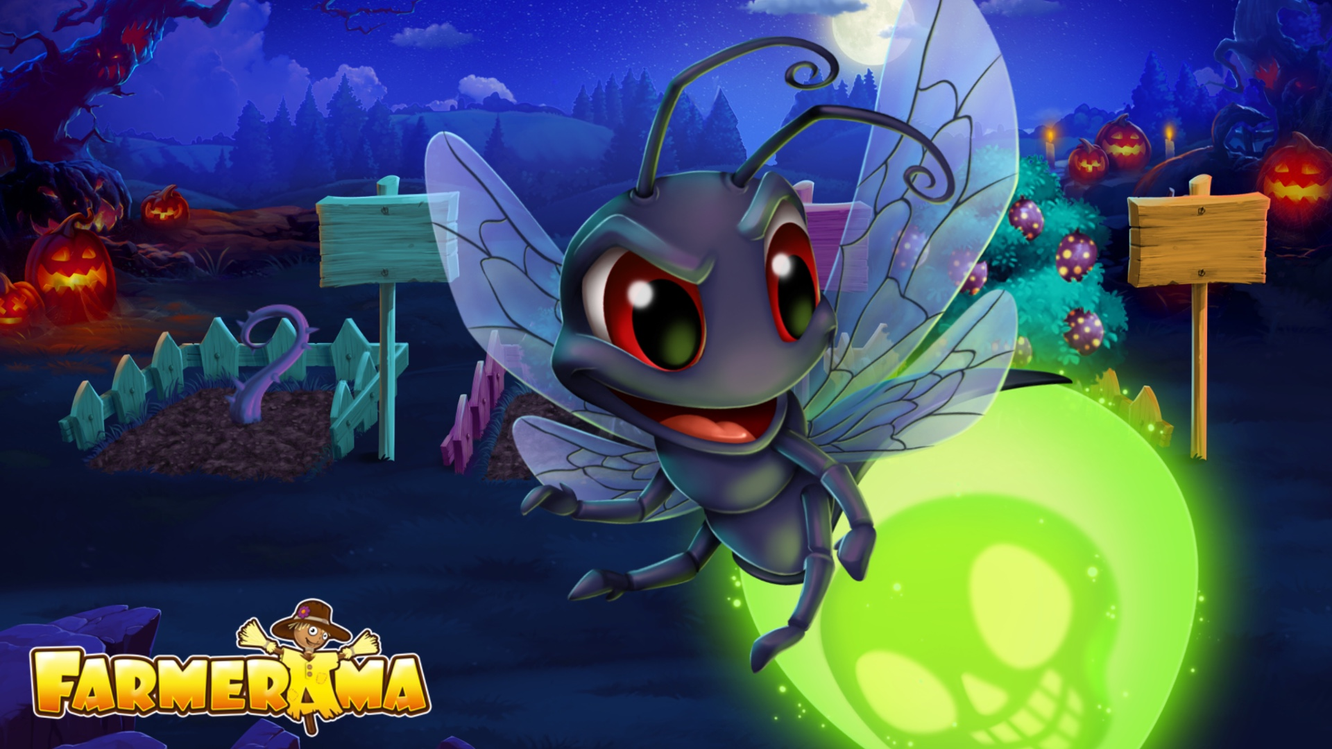 Wallpaper - Animal Training - Dark Firefly.JPG