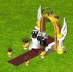 złoty łuk weselny.png